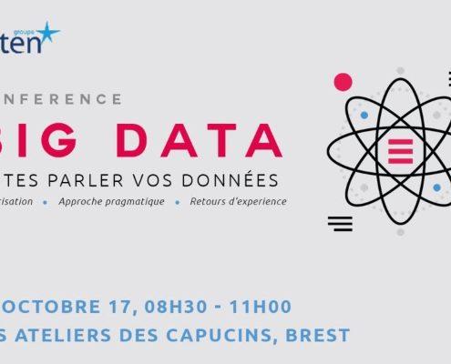 Conférence Big Data : le programme