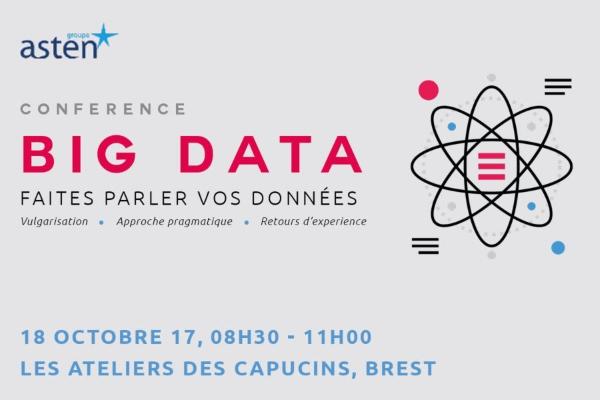 Conférence BigData : le programme
