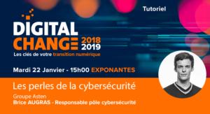 cybersecurité transformation numérique