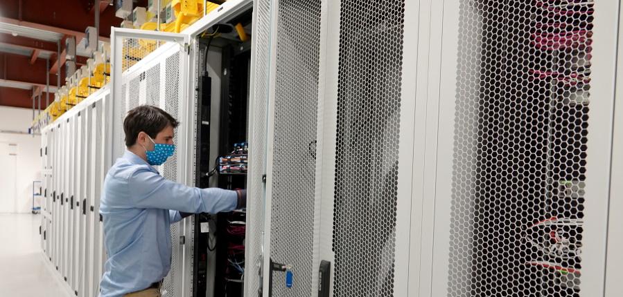 Sécurisation des données dans les datacenters du Groupe Asten